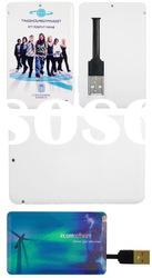 Fashion Credit Card USB Flash memory usb disk
