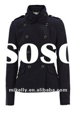 Fashion newest designer coat.wool top wholesale