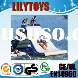 Funny inflatable water slide,inflatable water park