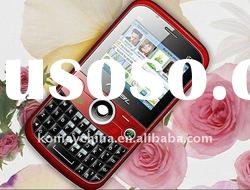 GSM Q8 dual camera tv wifi cell phone with java