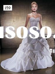 Gorgeous Wedding Dress Ball Gown-A159