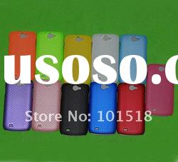 Hole Back Cover Hard Case for Samsung Galaxy W i8150