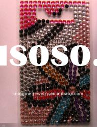 Luxury Cool gift!!! Cheap mobile phone crystal case with various colros available