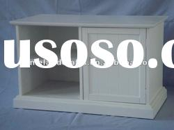 MDF&Paulownia wood bedroom cabinet