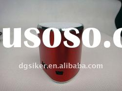 Mini portable speaker box compatiable with sd,tf and memory card