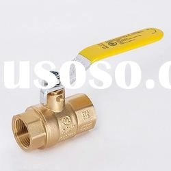 NPT Brass Ball Valve (Female Thread)