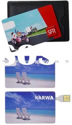 OEM Promotion credit card USB Flash Drive