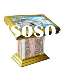 Self-service touch screen kiosk-Big size/Information inquiry system