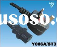 Sell Power Cord For Uk mains cable assy lead assembly