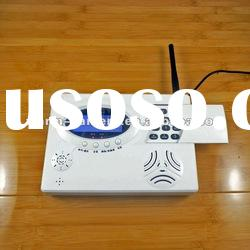 Wireless home security alarm system GS-G90 SMS and PSTN