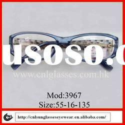 cheap price quality leisure injection 2011 latest eyeglass frame style