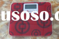 digital portable electronic personal weight scale LCD