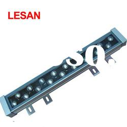 ip65 dmx512 3in1 rgb high power outdoor led linear wall washer light