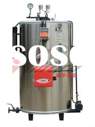 laundry gas fired vertical tubeless steam boiler
