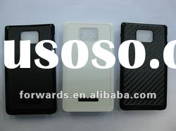 leather back cover for Samsung i9100