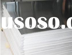 mirror surface cold rolled stainless steel sheet