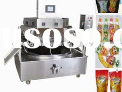 plastic water pouch filling sealing packing machine