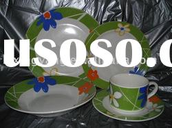porcelain tableware, dinnerware