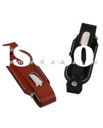 promotion leather usb flash drive with high quality and best price