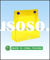 soft pvc gift bag for cosmetic