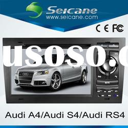 specialized car audio for Audi S4 RS4