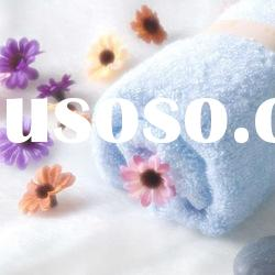 velure soft 100% cotton face towel
