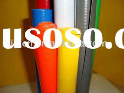 100% polyester pvc coated fabric