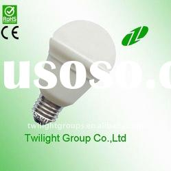 2011 Super sale High Power Dimmable LED Bulb light/lamp 7w E26/E27 for indoor lighting(CE&RoHs)