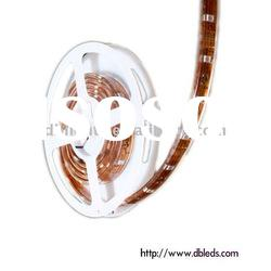 3528 SMD Warm White led strip 8mm