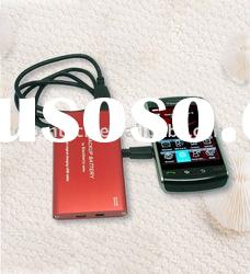 5V Output Portable power bank Charger for blackberry