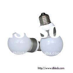 (Big White) led bulb Energy-saving compact fluorescent