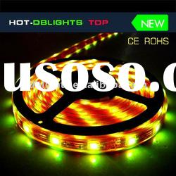 smd 5050 color changing flexible led light tape