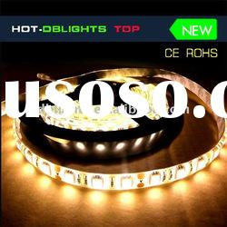waterproof warm white flexible led light tape