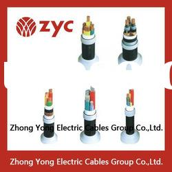 0.6/1kv xlpe insulated pvc sheath power cable