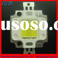 10w warm white high power led 12V use in torch lights