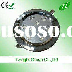 2011 High quality led ceiling down light 9w (Cree XRE led)