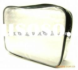 2012 hot sale Clear promotional cosmetic bag pvc