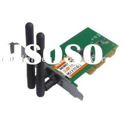 300M PCI Wireless Lan card with Detachable antenna