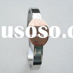 316L Stainless steel fashion bangle