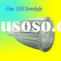 3*3W MR16 dimmable cree led pot lights high power indoor 12V