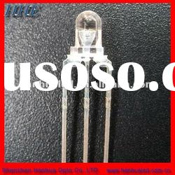 4.8mm round 2 color led diodes free samples providing
