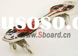 4 Wheels Rocking Skate board(Snake board) SB011