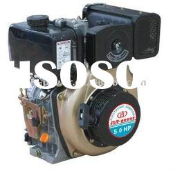4 stroke Air Cooled Portable Small Diesel Engine