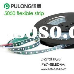5050 digital RGB SMD flexible strip