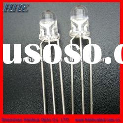 5mm red green transparent led diodes