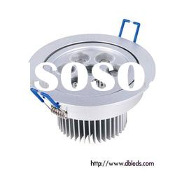 7W Dimmable LED Down light