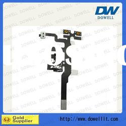 Audio Flex Cable for iphone 4s,headphone jack for 4s,original,low price,high quality