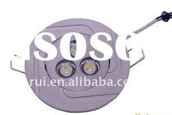 CE, RoHS high power LED ceiling / downlight