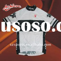 Custom sublimated cycling jersey with small MOQ