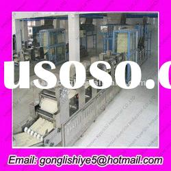 Different Capacity Instant Noodles Machinery